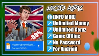 Modernt Age President Simulator Premium [Mod Apk] v1.0.32 Unlimited Gemz + Money screenshot 4