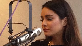 Vanessa Hudgens on 103,7 KVIL talking about Gimme Shelter