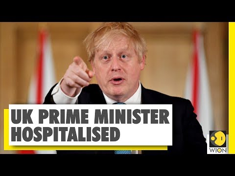 UK PM Boris Johnson taken to hospital amid COVID-19 symptoms | World News
