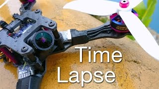 Racing Drone - Time Lapse Build - Hyperlite Evo thumbnail