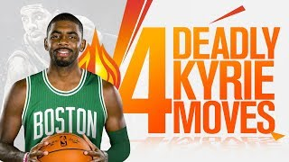 4 DEADLY Kyrie Irving Moves with Coach Damin Altizer