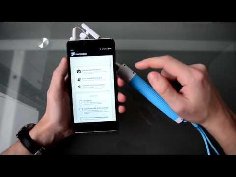 Как подключить селфи палку к любому телефону