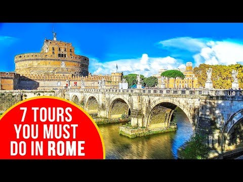 7 Tours You Must Do In Rome