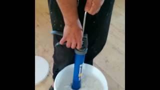 Герметик для дерева Eurotex -теплый шов (технология нанесения без профи)(Нанесение герметика без привлечения специалистов.Весь необходимый инструмент показан в видео. Ниже указан..., 2016-06-20T19:23:14.000Z)