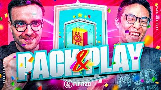 Cover images TWO HUGE FUT BIRTHDAYS PACKED!!! Fifa 20 Pack And Play