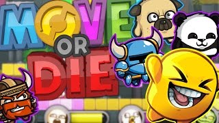 THE FUNINIEST GAME EVER - MOVE OR DIE
