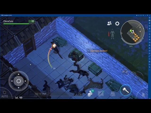 LDOE 1 9 6  Raiding The Base of Player 8926