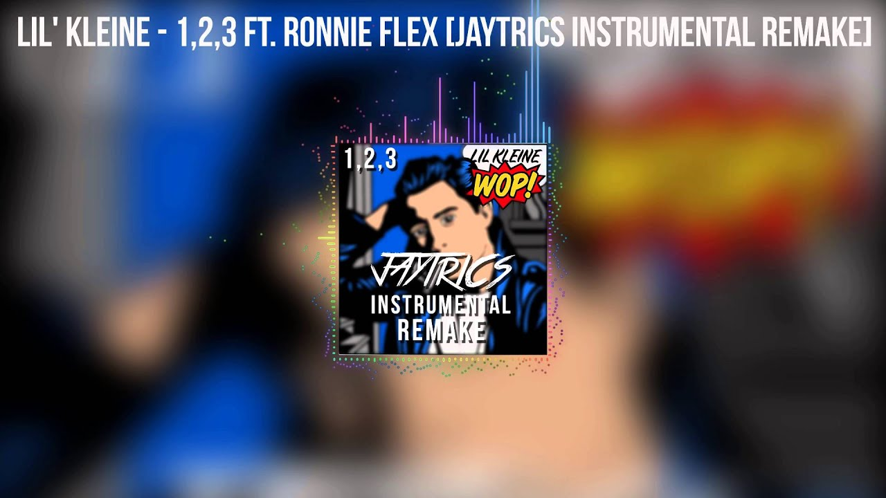 Lil Kleine 1 2 3 Ft Ronnie Flex Jaytrics Instrumental Remake