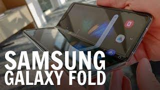 Samsung Galaxy Fold: finalmente provato dal vivo!