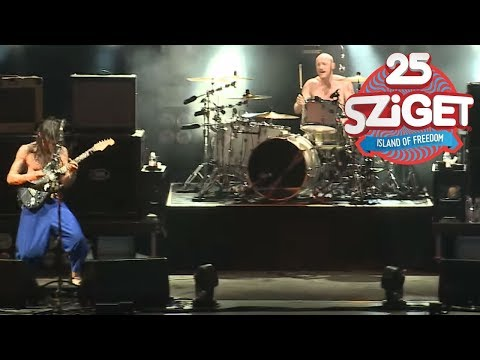 Biffy Clyro - The Golden Rule LIVE @ Sziget 2017