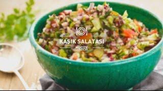 Kaşık Salatası Tarifi #mucizelezzetler