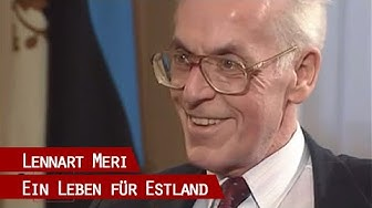 Lennart Meri - Ein Leben für Estland (Dokumentation, 1994)