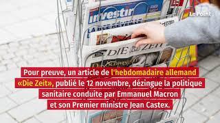 « Absurdistan » : un journal allemand tacle la France dans sa gestion du Covid-19