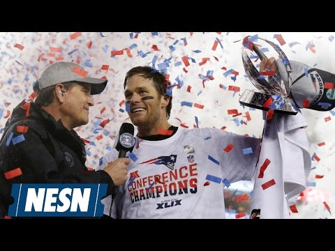 Four Fast Facts: Tom Brady's Career In AFC Title Games