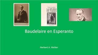 Baudelaire en Esperanto