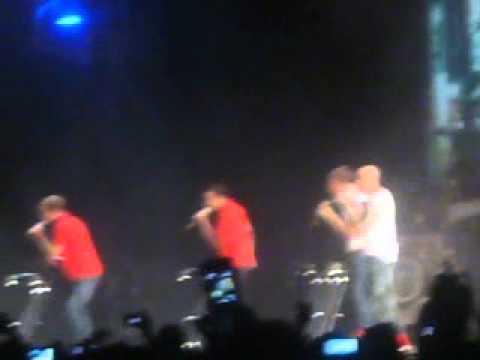 Backstreet boys - Nunca te hare llorar (I'll never break your heart) - Jockey Club