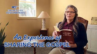 "Christian Testimony 2021 | ""An Experience of Sharing the Gospel"""