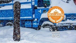 Weston Range Review: Men's All-Mountain Winner – Good Wood Snowboard Test 2018-2019