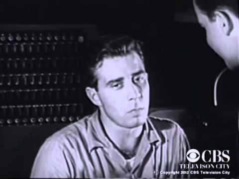 """""""Television City"""" with Edward R. Murrow (originally broadcasted November 1953)- Part 1"""
