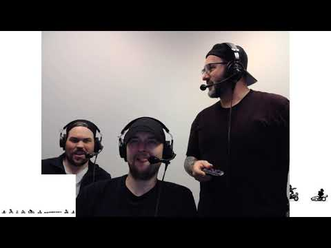 FULL STREAM: Power Trip Mario Kart 8 on Twitch [Wombo Sports]