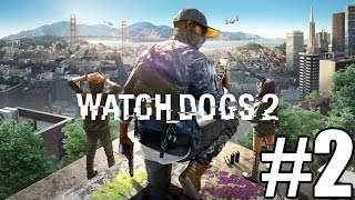 Repeat youtube video Watch Dogs 2 Gameplay Playthrough #2 - Downloading Apps (PC)