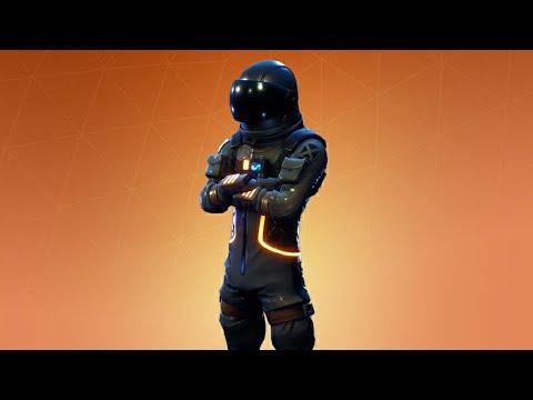 "Fortnite ""Dark Voyager"" Season 3 Outfit Gameplay! (Fortnite: Battle Royale)"