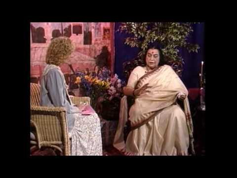 Shri Mataji Nirmala Devi interviewed by Audrey Hope