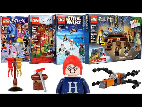 Every 2019 LEGO Advent Calendar Door Opening - Day 5