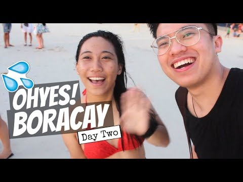 "BORACAY BIRTHDAY!! ❤️💦 ""Hindi mo pa ba ako sasagutin?"" (DAY TWO)"