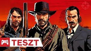 A megtestesült westernálom? - Red Dead Redemption 2 teszt
