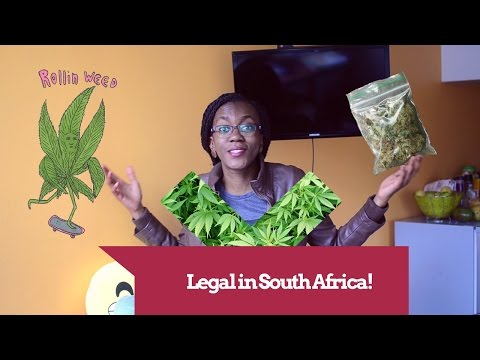 WEED is Legal in South Africa!