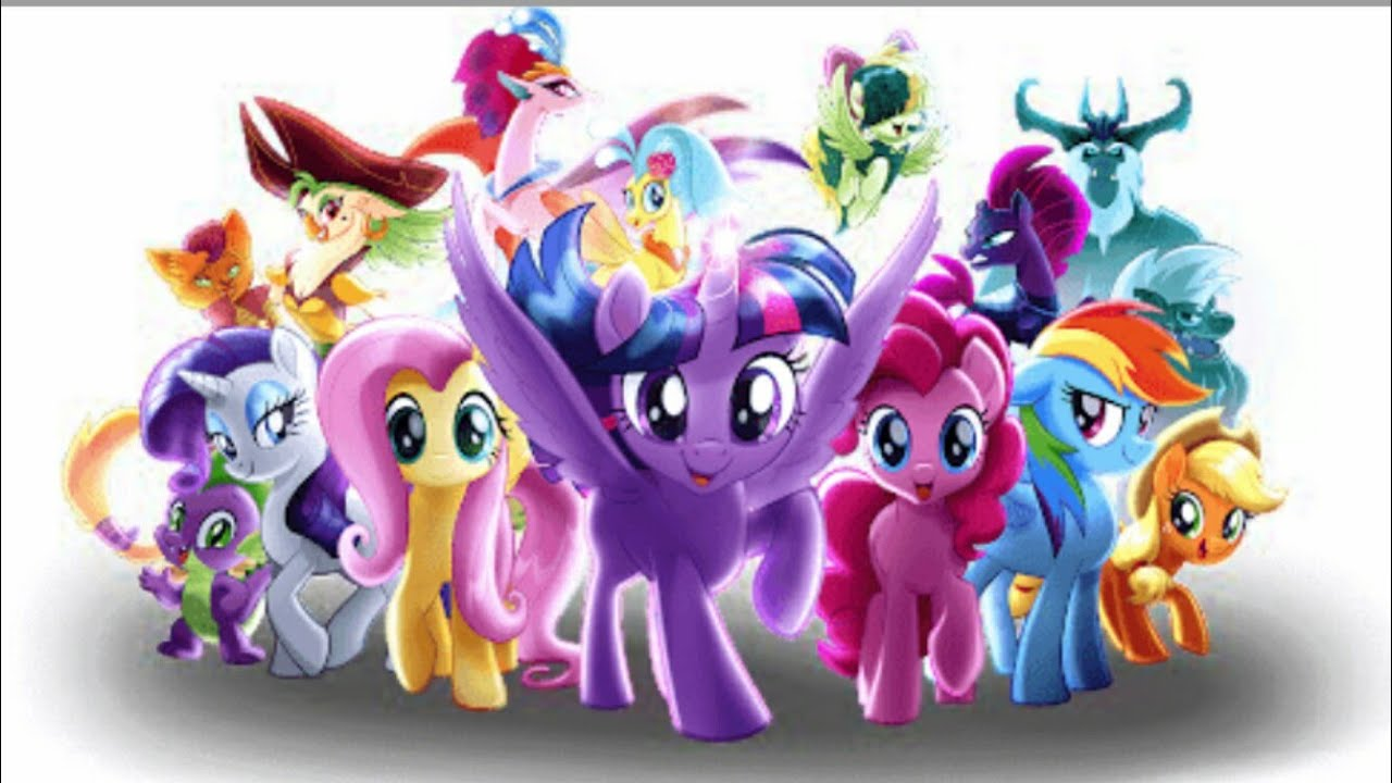 my little pony the movie official trailer subtitle