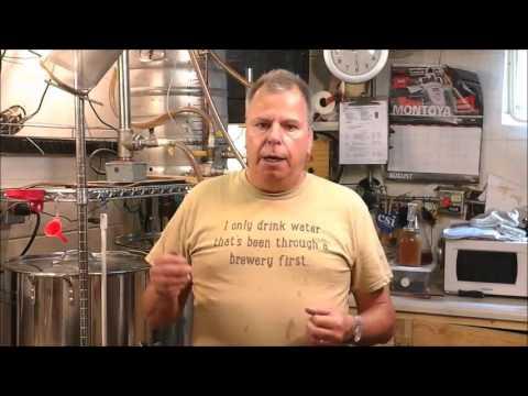 PartiGyle Brewing a Barleywine and Pale Ale Saison