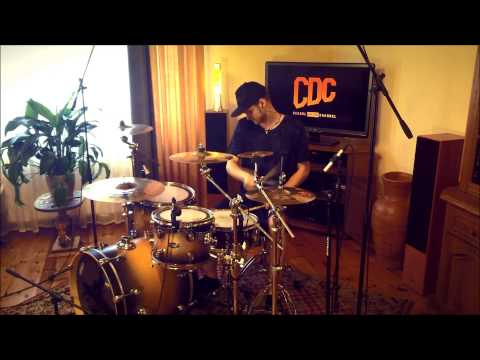 Limp Bizkit - Gold Cobra - Drum Cover by CDC