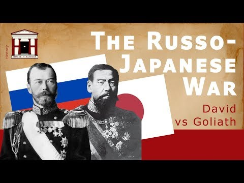 Russo-Japanese War | The First Major War Of The 20th Century (1904-1905) 1/2