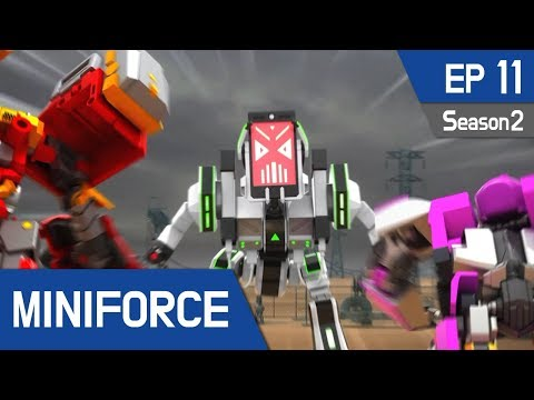 Thumbnail: Miniforce Season2 EP11 Dangerous Smartphone (English Ver)