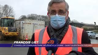 Yvelines | Le chantier de la Zac de la Remise de Voisins-le-Bretonneux se poursuit