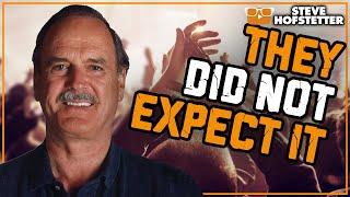 John Cleese Surprises Fans - Steve Hofstetter & Camilla Cleese