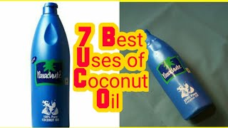 Best Uses of Coconut Oil|Benefits of Coconut Oil|Coconut oil for Skin,Hair|CoconutOilUses|CoconutOil