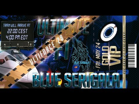 UltiForce 28 - trance music presented by Blue Serigala/ Ultimate F1