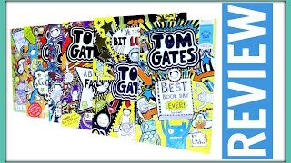 review tom gates 8 book collection   the bangzo bookworm