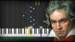 Synthesia: Beethoven - Sonata 17 'Tempest' Movement 2