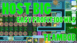 GROWTOPIA INDONESIA   HOST QQ CASINO INDONESIA ( 0 WL TO 100 WL ) IN 10 MINUTE   HOST QQ MIN WLS