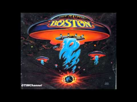 Boston - Peace of Mind (Boston) HQ