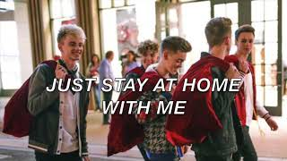 Why Don't We - Hey Good Lookin' (Lyrics)