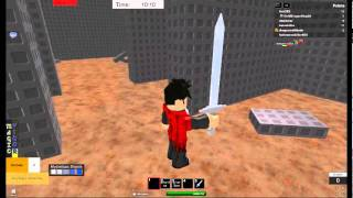 Roblox Legends Arena:Gameplay Hue252