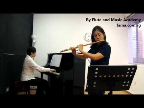 Flute ABRSM Grade 4 2014-2017, B3: William S. Gilbert & Arthur Sullivan Gavotte from the Gondoliers