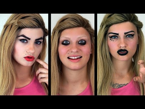 Thumbnail: How I Used To Do My Makeup (MIDDLE & HIGHSCHOOL) | HeyThereImShannon