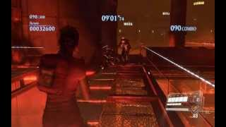 Resident Evil 6 Coop (PC) / Left 4 Dead Crossover 60fps Rochelle & Helena Gameplay (Co-op)