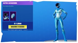 * NEW SKIN * SHOP OF ITEMS FORTNITE-TODAY'S SHOP SEPTEMBER 07TH,2019 (ASTRO ASSASSIN)